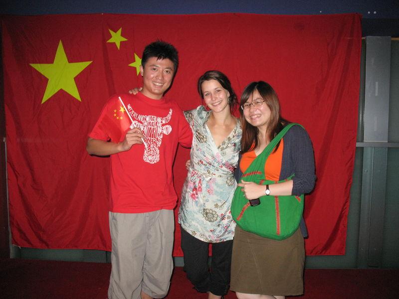Entre Taiwan et la Chine
