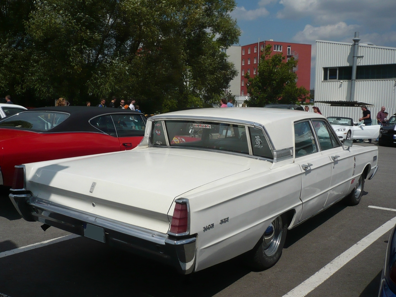MERCURY Monterey 4door Sedan Sinsheim (2)