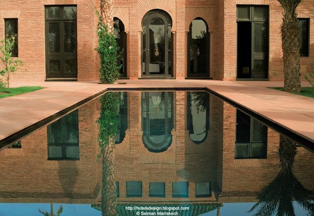 Selman Marrakech_facade Riad Midlow_Les plus beaux HOTELS DESIGN du monde_hotelsdesignmonde