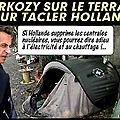 Sarkozy tacle Hollande sur le nuclaire