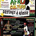 Afro culture 2016 : un évènement à ne pas manquer !
