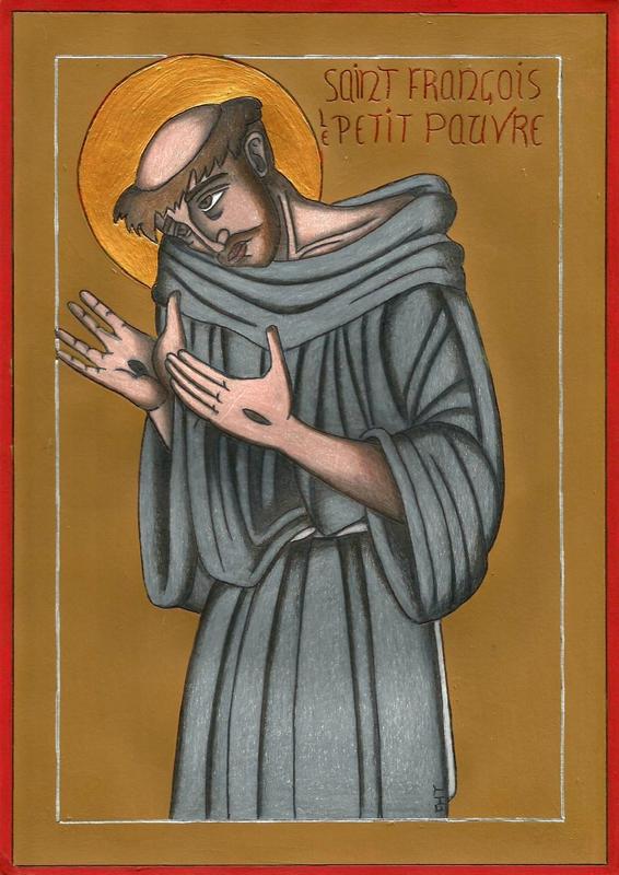 Saint François le Petit Pauvre