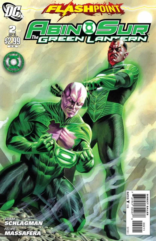flashpoint abin sur the green lantern 2