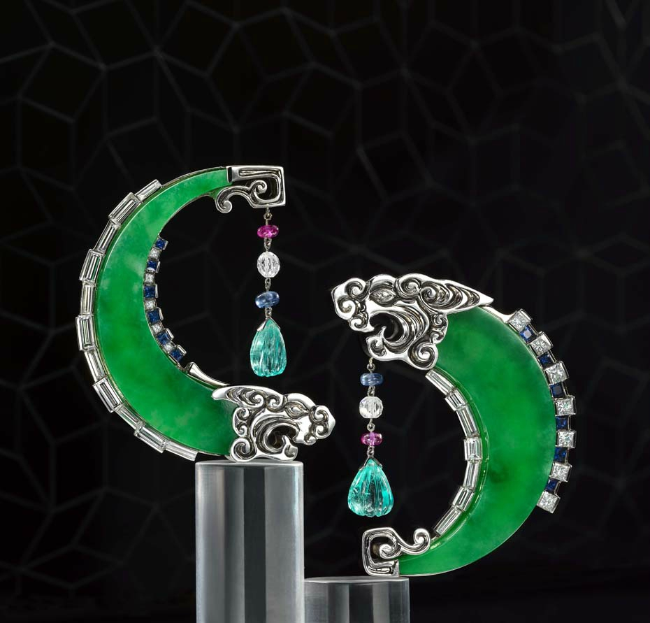 Samuel Kung's Jadeite jewellery