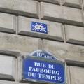 Rue du faubourg du temple