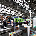 Dublin - Pearse Station (Irlande)