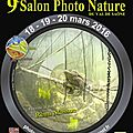 9ème salon photo nature du val de saône à saint jean de losne