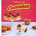 Squares choco-carambar