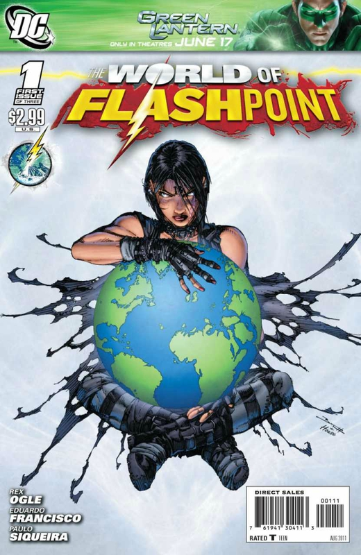 flashpoint world of flashpoint 1