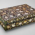 Stationery box, korea, early 17th century