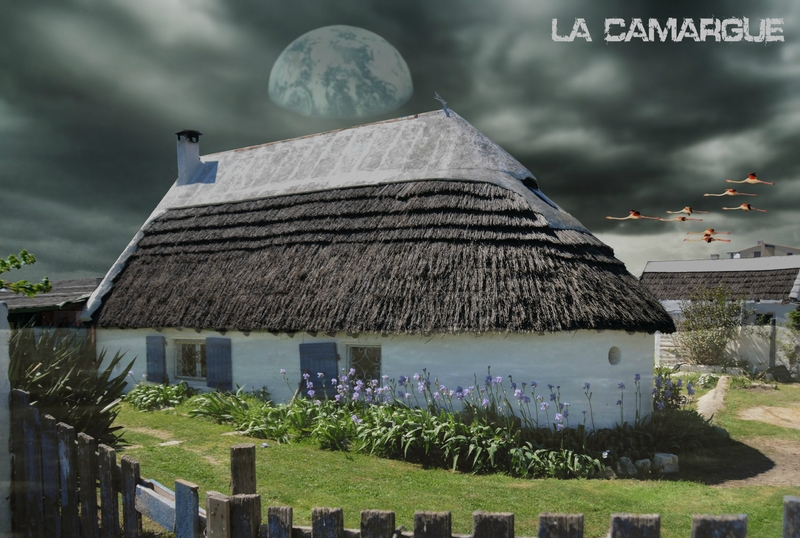 Maison camarguaise