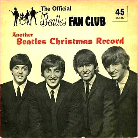 Beatles christmas record