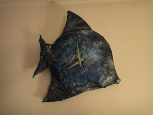 powertex poisson horloge