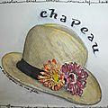 Défi n°11 chapeau
