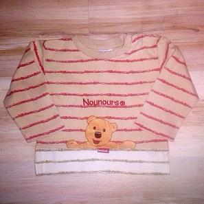 *Tee-shirt Nounours, 2 ans
