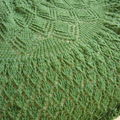 Vernal equinox surprise shawl