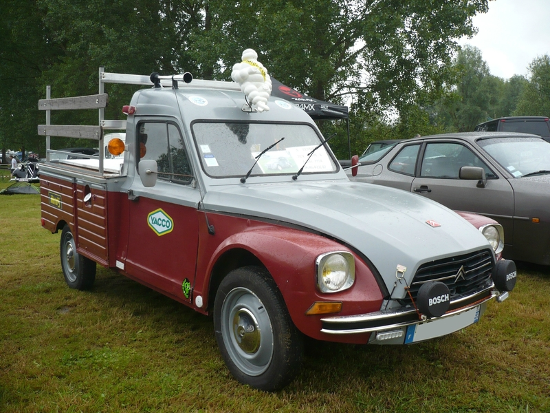CITROËN Acadiane pick-up Madine (1)
