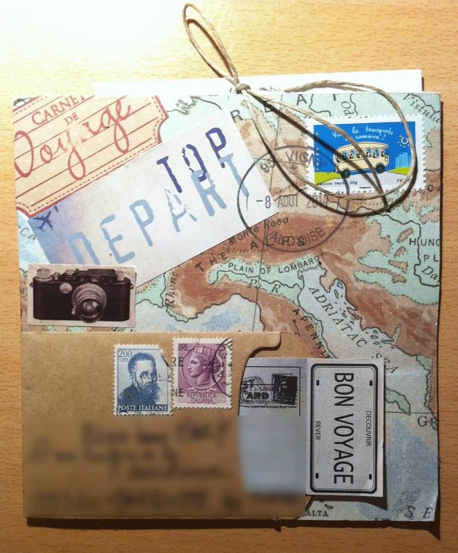 mail art voyage 2