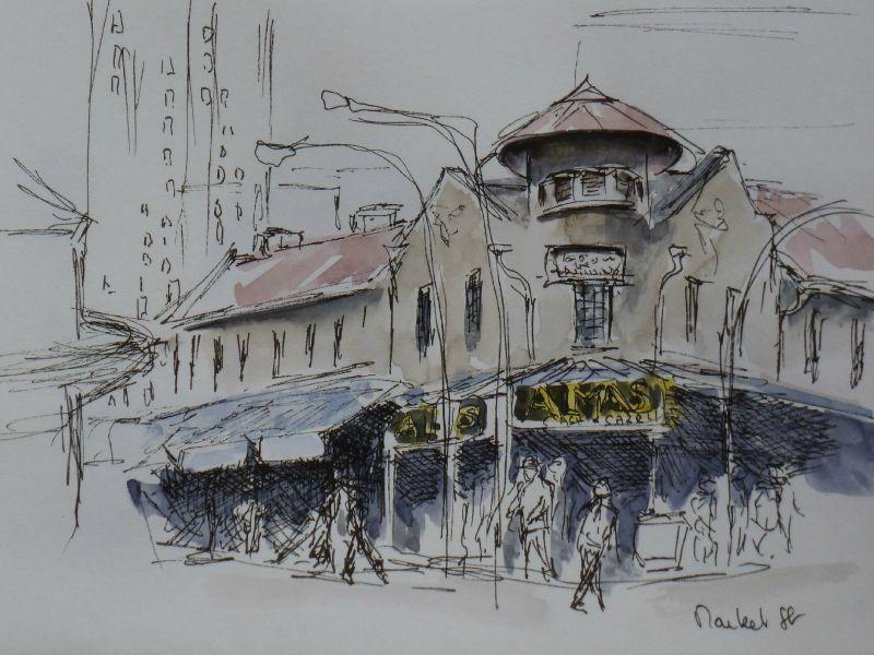 Johannesburg, Market st-1