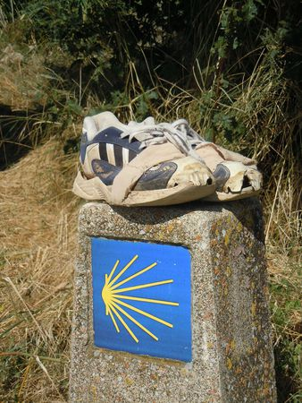 Chaussures Chemin Compostelle