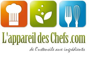logo lappareil des chefs