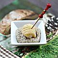 Sauce champignons pour gnocchis maison ou autres {recette}