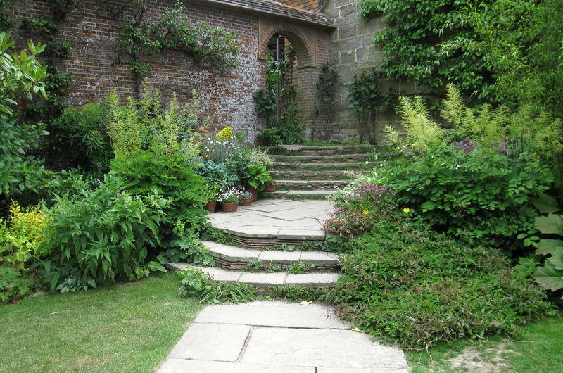 Angleterre les jardins de great dixter dans le sussex for Visiter les jardins anglais