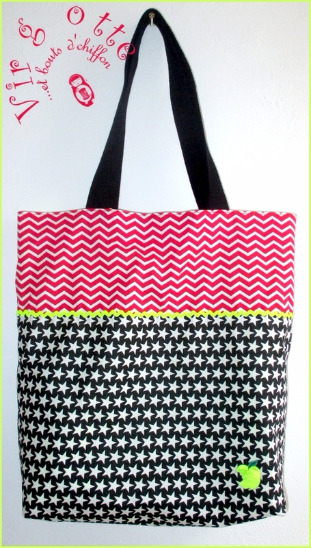 Tote bag Big Apple1