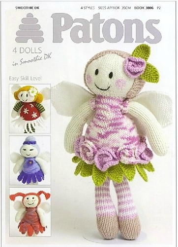 Traduction Fairy Dolls Patons