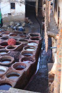 eaux usées rejetées dans Oued Boukhrareb