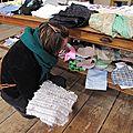 Malhia kent : une boutique de tissus sous les arches de daumesnil