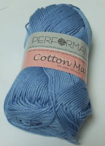 cotton mate bleu
