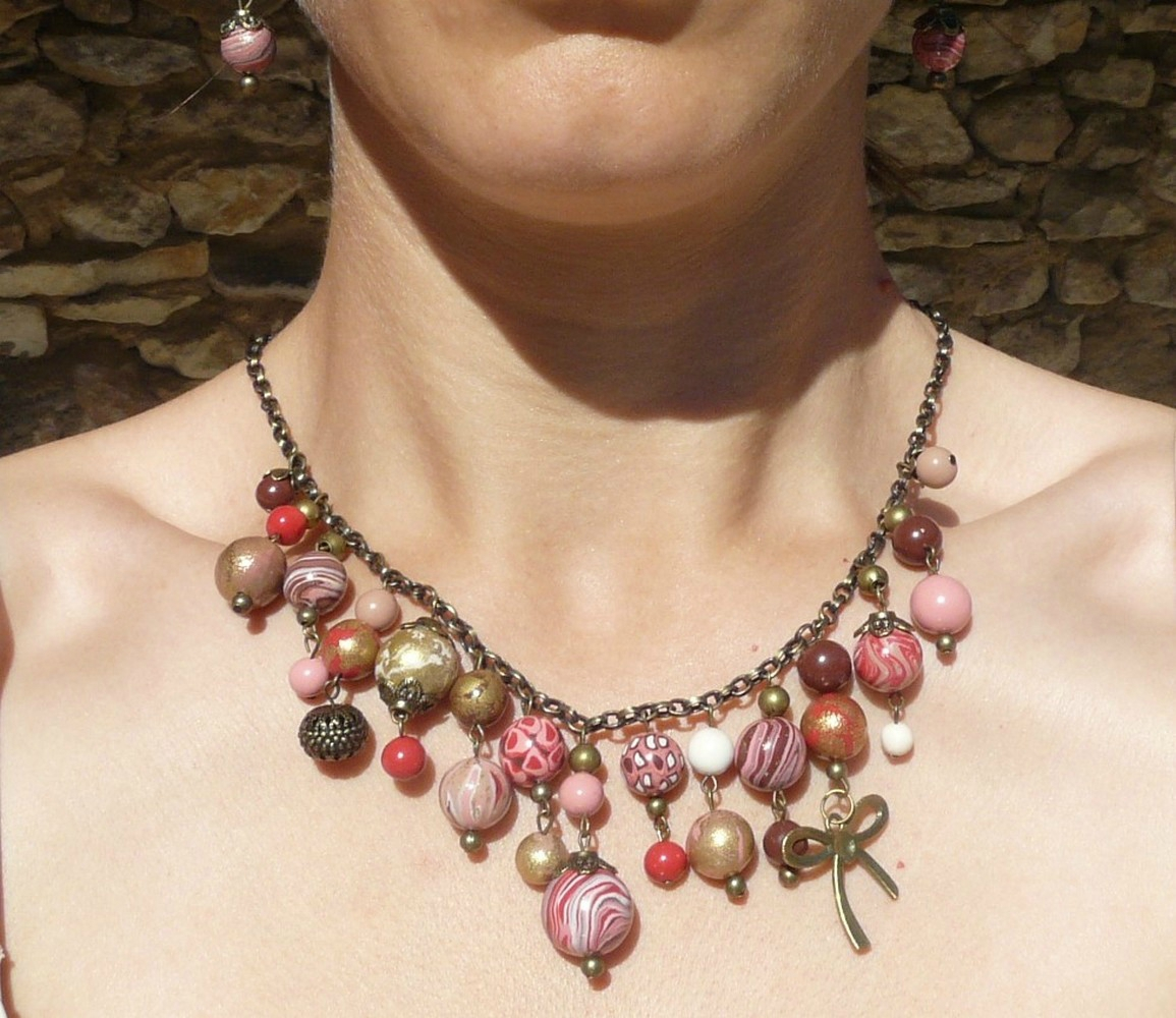 collier Maryline