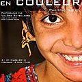L'espoir en couleur, photographies par valérie batselaere, du 3 au 31 mars