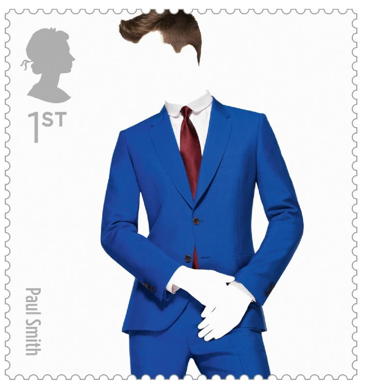 Fashion Stamps Paul Smith
