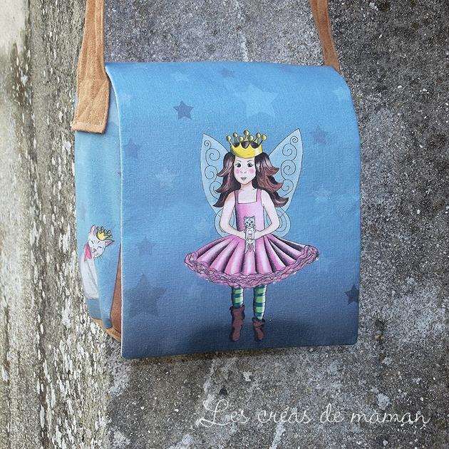 Un sac pour une grande fille
