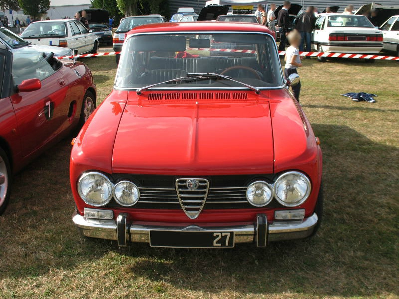 alfa romeo giulia 1300 super 1970 1972 autos crois es. Black Bedroom Furniture Sets. Home Design Ideas