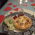 2007 St Valentin - tourte aux confit de canard