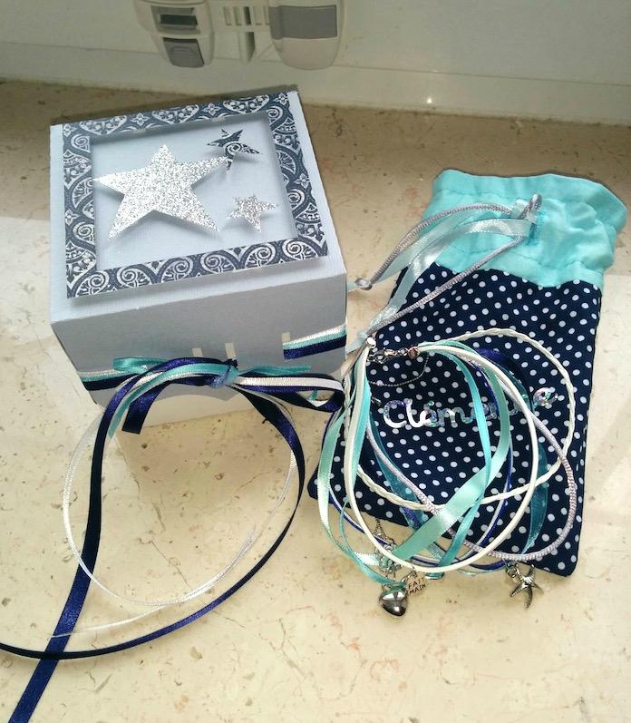Coffret cadeau Clém' bracelet