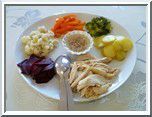 0165 - salade composée d'hiver