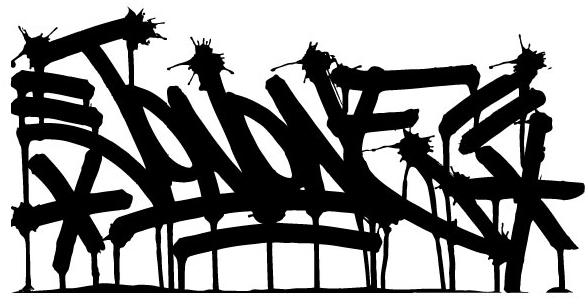 144_Compositions abstraites_A la manière de JonOne (signature)