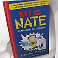 Big nate : capitaine de l'équipe
