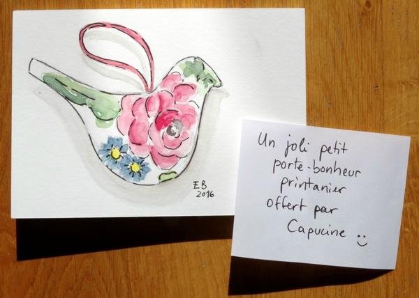 DD 132 Porte-bonheur