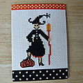 Gentille sorcière d'Halloween