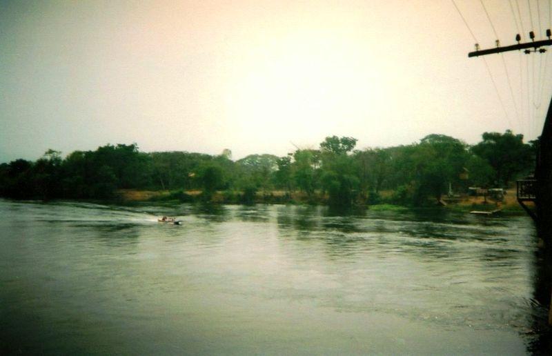 Kanchanaburi Rivière Kwaï