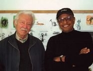 Joe Grant et Floyd Norman