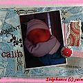 2012 06 scrapbooking - Chloé 2009 2010 - page 14