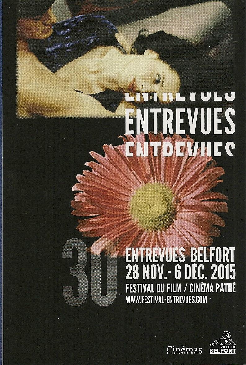 EntreVues 2015 & rétro sur le festival 1986