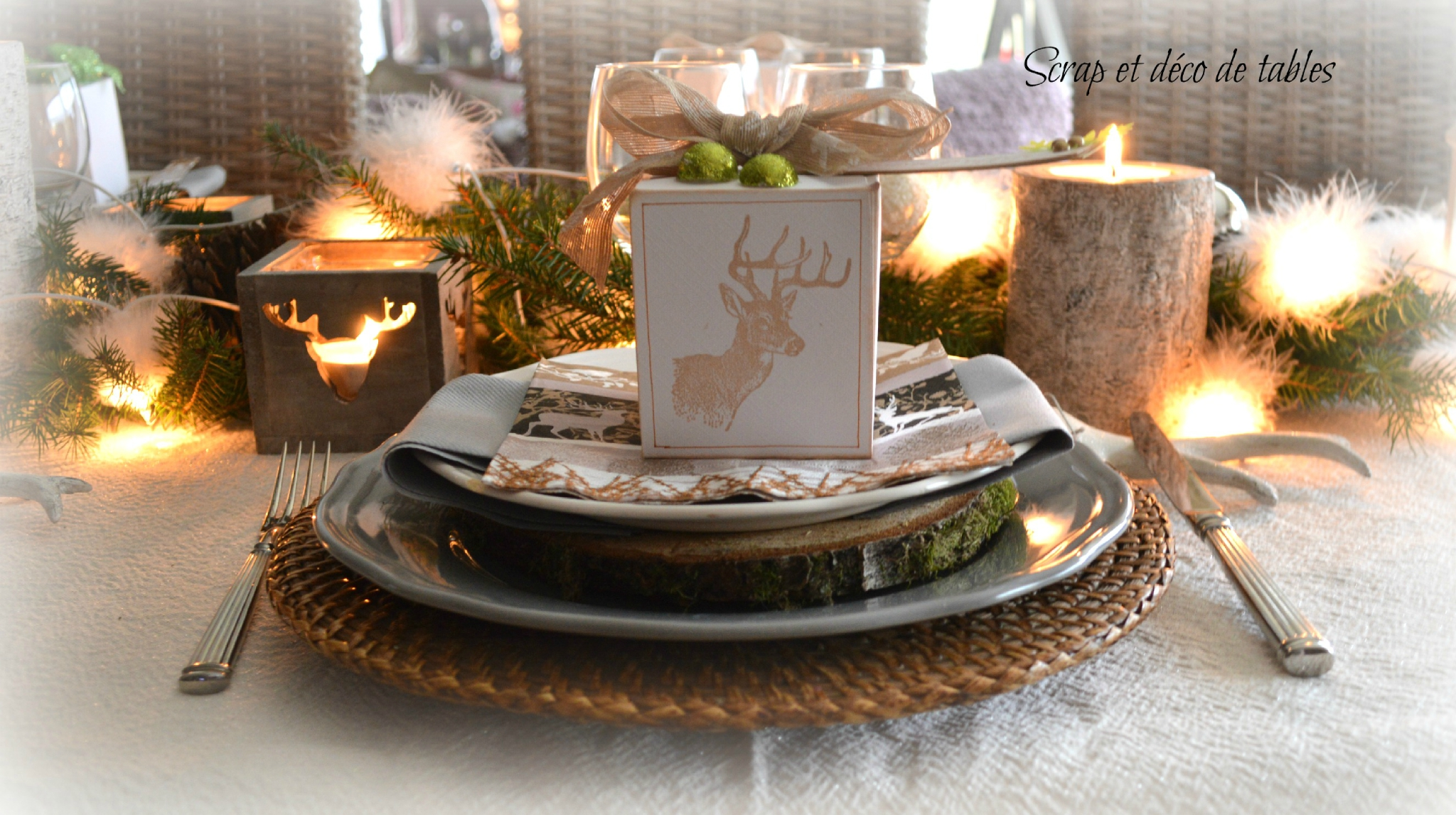 Deco Table Noel Nature Top A Natural Christmas In England Itus From