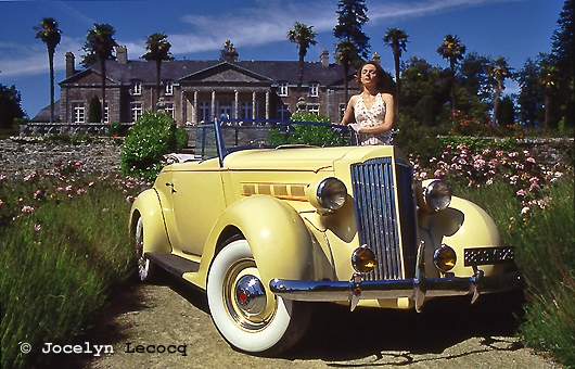 Packard Six 1937